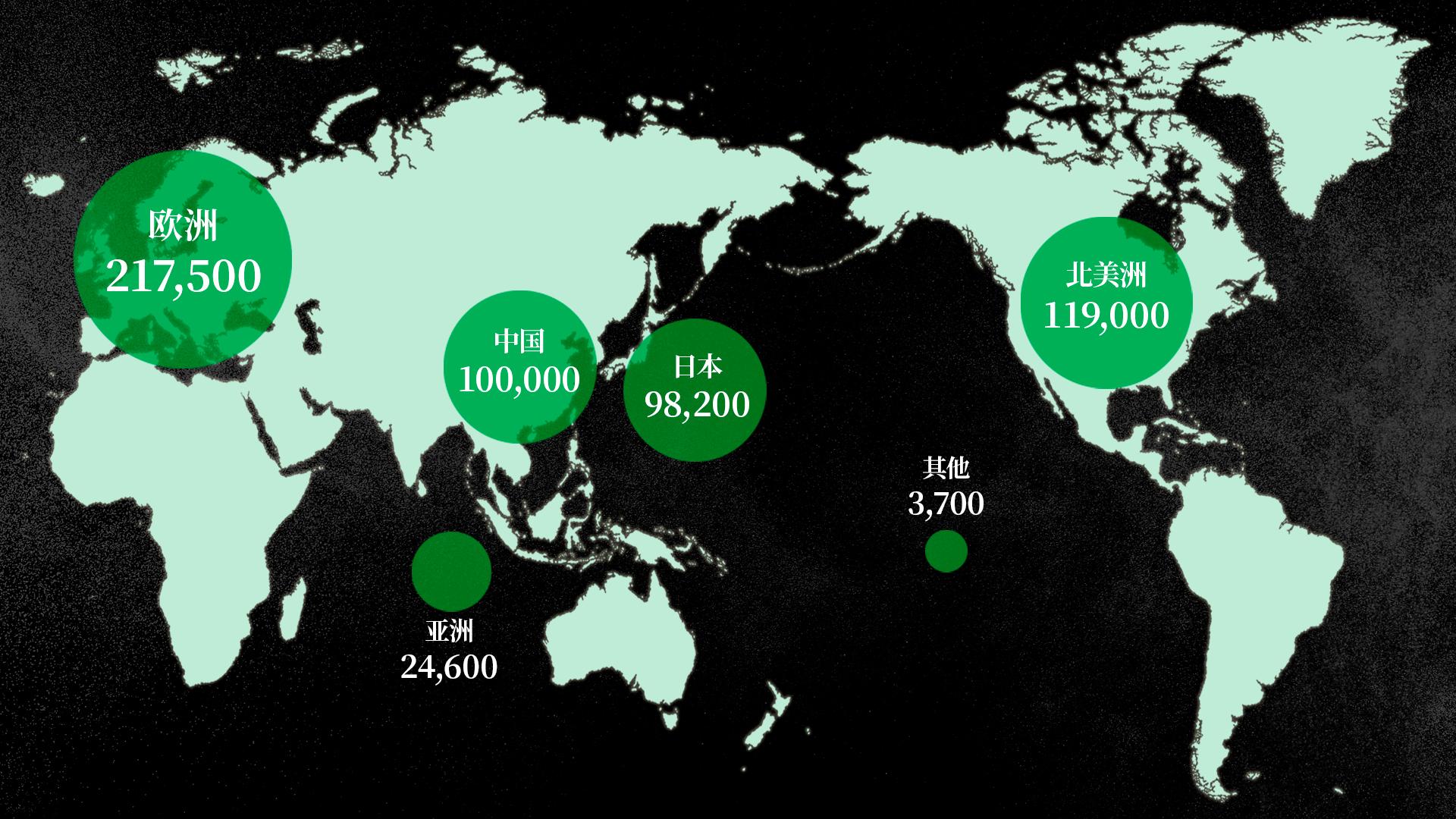 白菊的世界版图